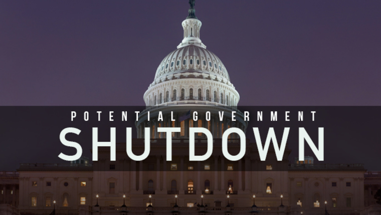 Thumb government shutdown