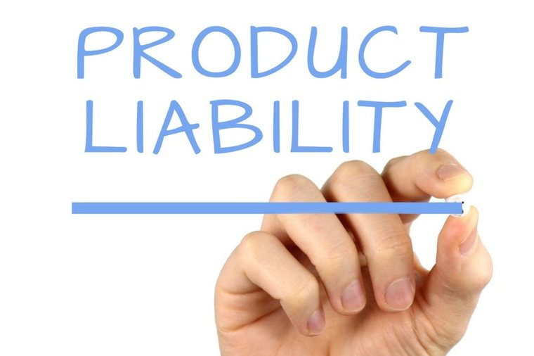Thumb product liability