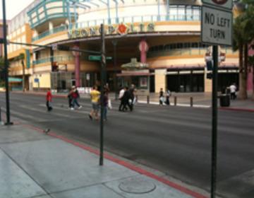 Hit and Run Accident Kills Pedestrian on Las Vegas Boulevard