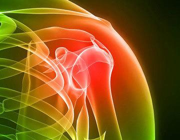 Thumb thumb shoulder injury