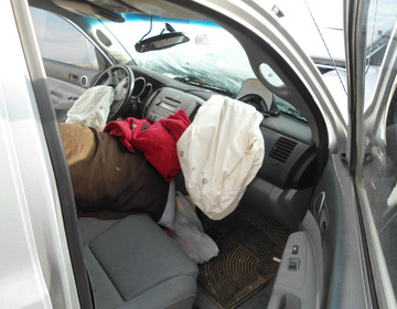 Las Vegas Seat Belt Failure Or Defective Airbag Attorneys